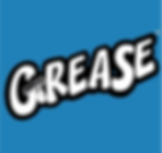approved grease logo with blue backgroun