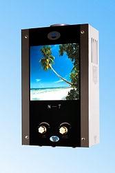 Газовые проточные водонагреватели серия Glass