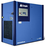 Винтовые компрессоры до 100 м3мин 75-630 кВт