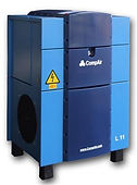 Винтовые компрессоры до 3 м3мин 2,2-15 кВт CompAir