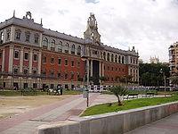 Université de Murcia, partenaire du Master JPP de l'université Lyon 2