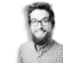 Victor arbetar med webbdesign, hemsida, grafisk design