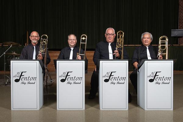 Musicians | Jazz | United States | Al Fenton Big Band