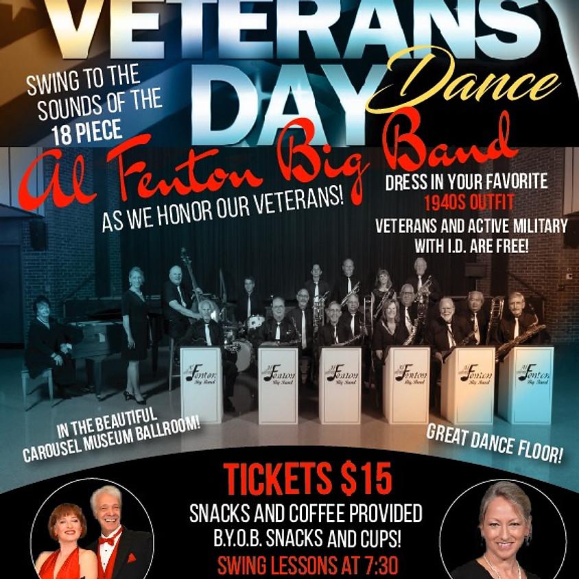 Veterans Day Dance!