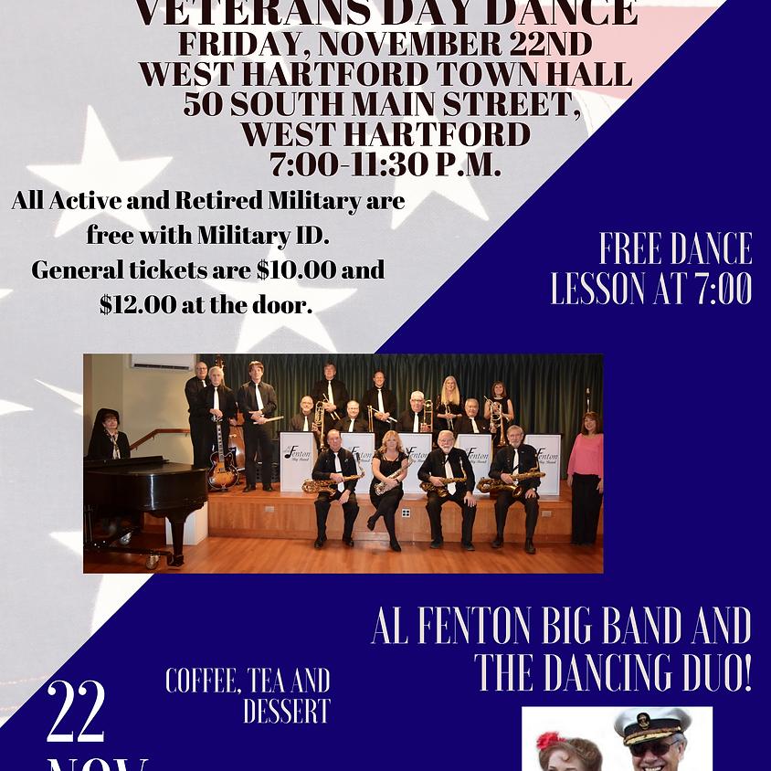 Veterans Day Dance