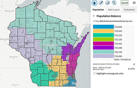 WI Congressional Districts Proposal-3 Co