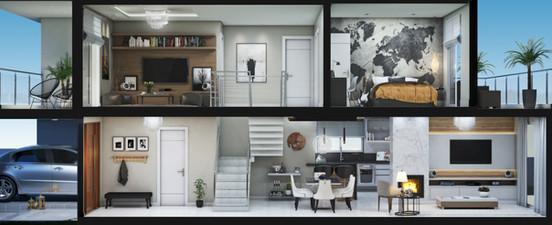 Residência SF 6
