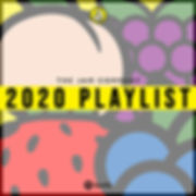 The Jam Company 2020 Playlist Graphic.jp