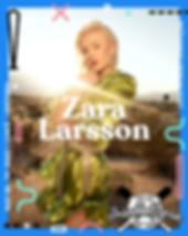 Zara-Larsson-Brännbollsyran-2020-Instagr