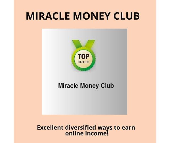 Miracle money club