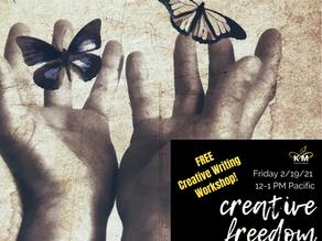 Creative Freedom Writing Workshop