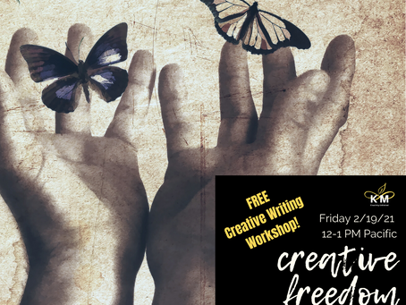 Creative Freedom Writing Workshop