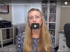 Writing Practices and Prompted Writing