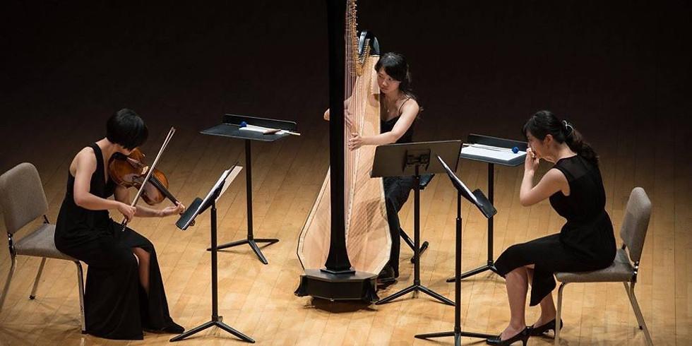 Recital: Harp with Friends