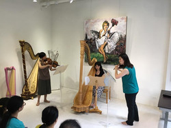 trio taipei harp center