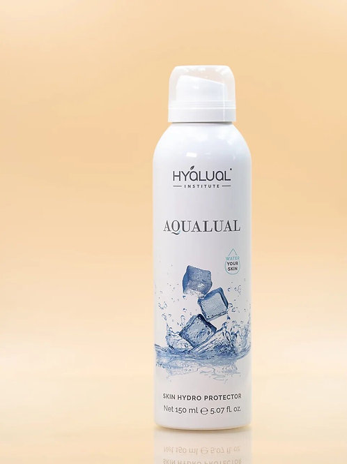 HYALUAL Aqualual Спрей гидропротектор для кожи
