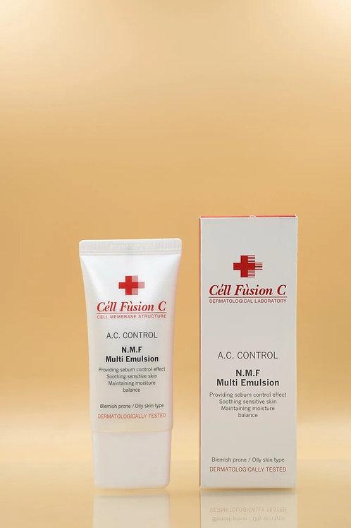 N.M.F Multi Emulsion / Восстанавливающая эмульсия для обезвоженной жирной кожи