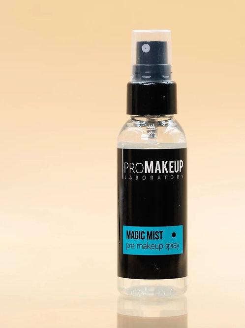 PROmakeup MAGIC MIST pre makeup spray / увлажняющий мист для лица 50 мл