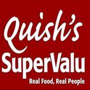 Quish' SuperValu logo