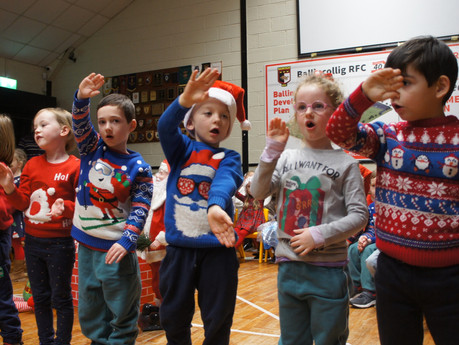 Ceiliúradh na Nollag  Celebration of Christmas