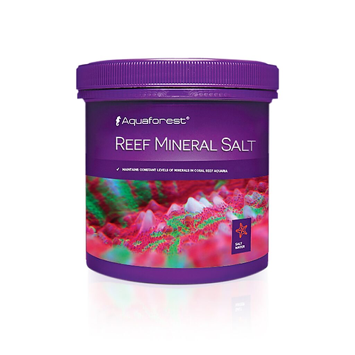 AquaForest Reef Mineral Salt 400g