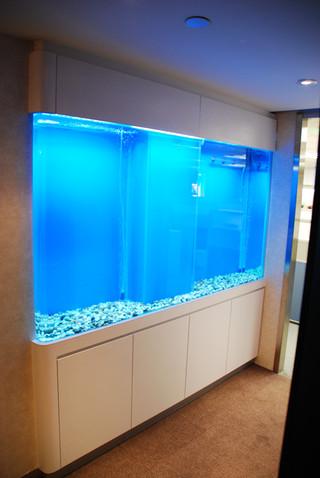 辦工室魚缸