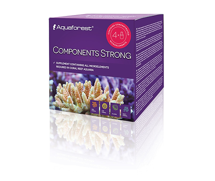 AquaForest Components Strong 4 x 75 ml