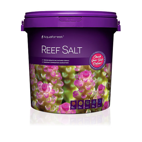 Reef Salt 珊瑚鹽 22KG