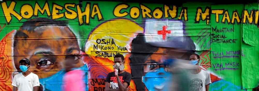 © Tony Karumba/AFP via Getty Images