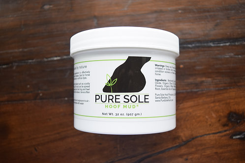 Pure Sole Hoof Mud, 32 oz. jar - The BIG BOY!