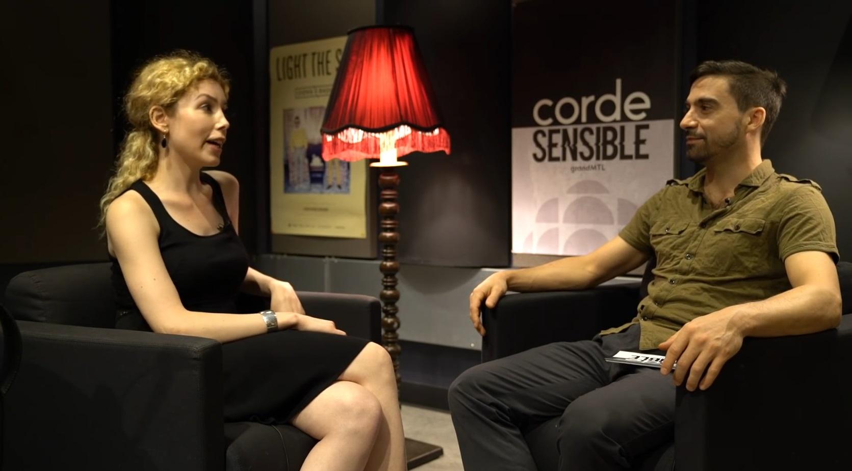 Corde sensible - ICI Grand Montréal
