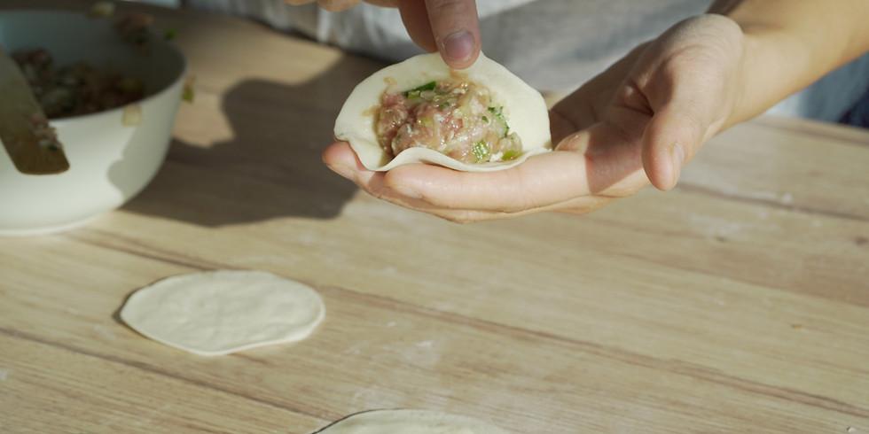 Atelier de Cuisine en Présentiel - Gyozas  09/01