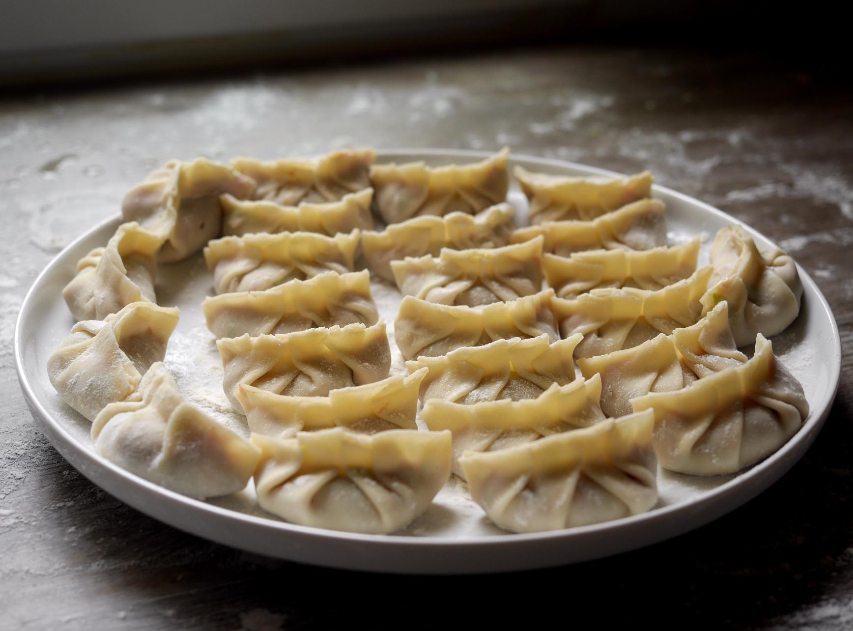 Atelier de Cuisine Gyoza En Présentiel