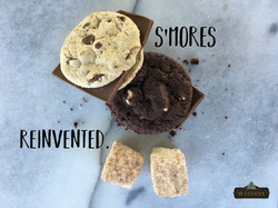 s'mores reinvented