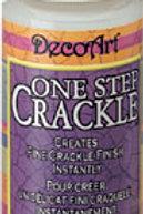 DecoArt One Step Crackle