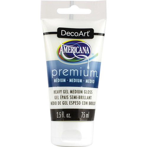 DecoArt Premium Acrylic Medium - Gel Medium