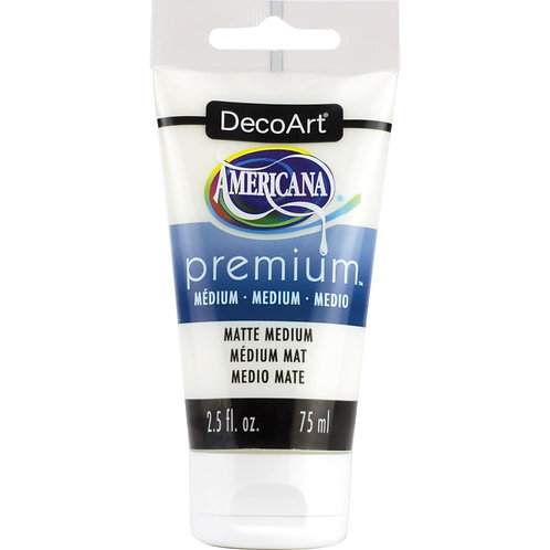 DecoArt Premium Medium - Matte Medium