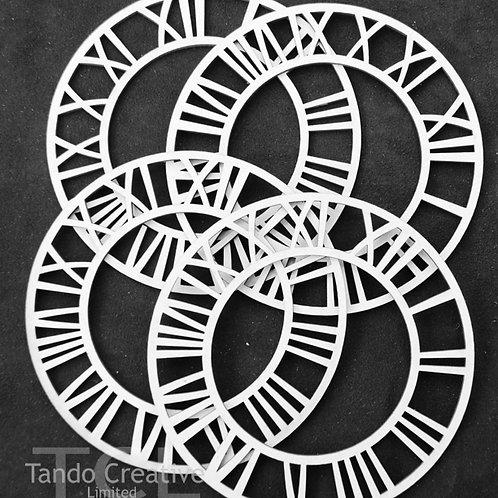 Tando Creative Clock Faces
