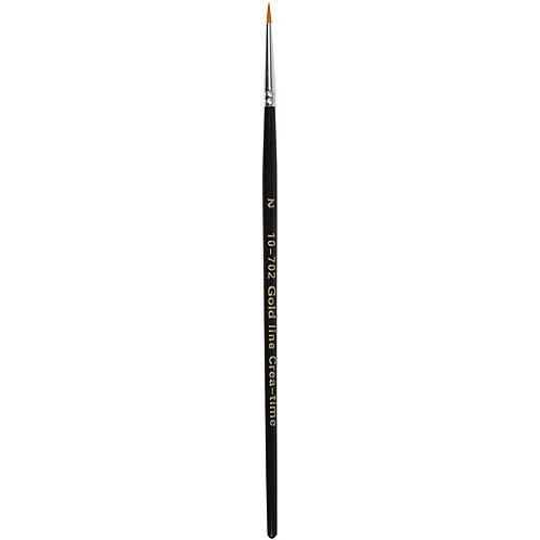 Gold Line Round Brush Size 2