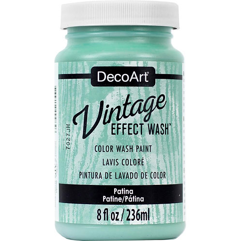 DecoArt Vintage Effect Wash - Patina