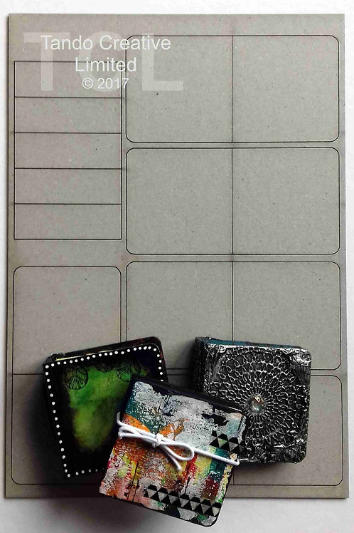 Tando Creative Mini Book Pack 1