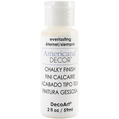 DecoArt Americana Decor Chalky Finish - Everlasting