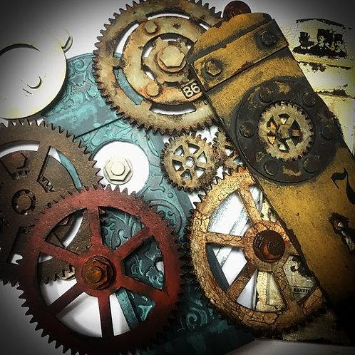 Tando Creative Industrial Elements Kits