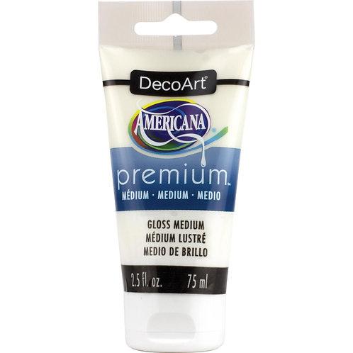 DecoArt Premium Acrylic Medium - Gloss Medium