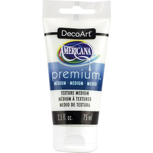 DecoArt Premium Medium - Texture Medium