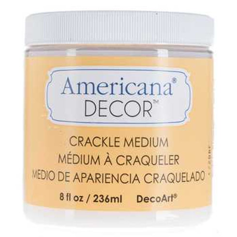 DecoArt Americana Decor - Crackle Medium