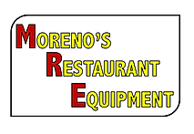 Moreno's Restaurant Equipment Logo