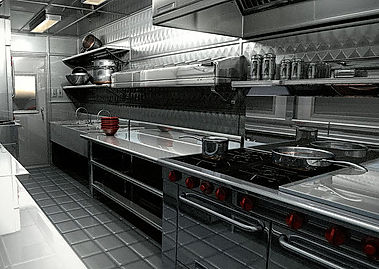 Food Truck Kitchen