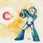Megaman Colour - Will Morris.jpg