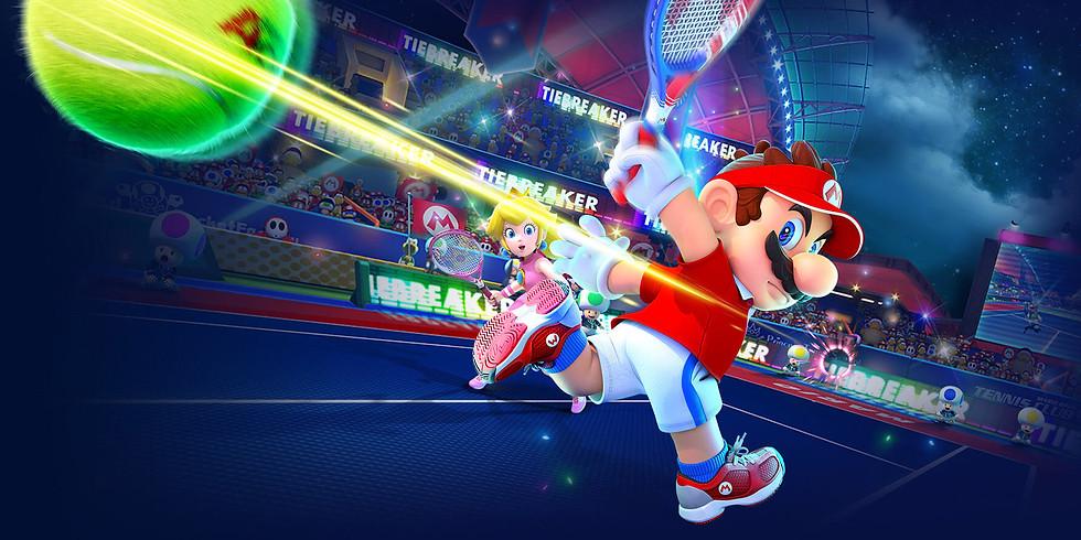 Mario Tennis Aces: Hot Singles League